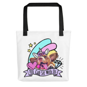bag, corgi, pride, tote bag